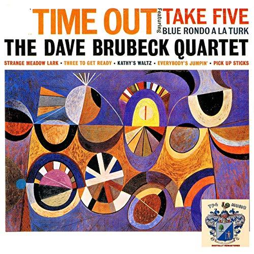 1959 : Time Out, The Dave Brubeck Quartet